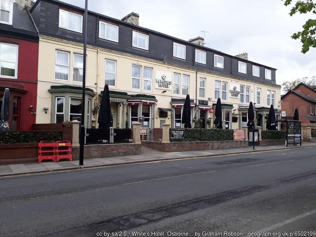 Bar Blanc on Osborne Road in Jesmond