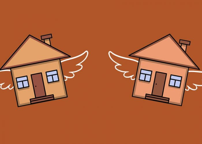 What is a flying freehold?